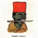 L'album des poilus sénégalais