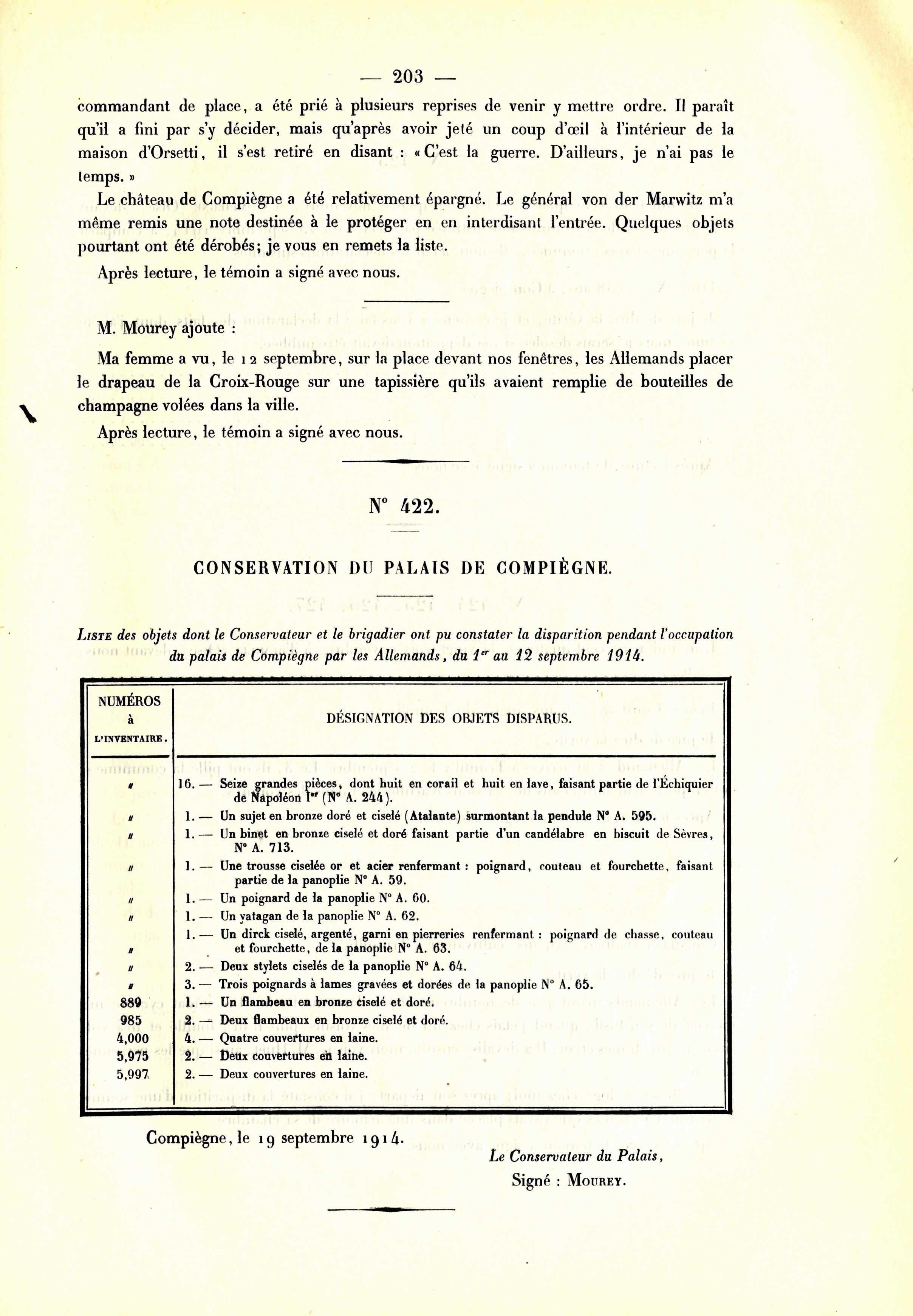 rapports et proces 9146