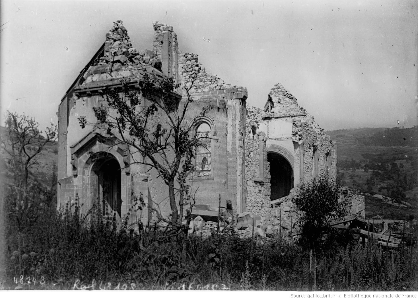 Maison En Ruine Dessin le temps des ruines (1914-1921) : emmanuelle danchin répond